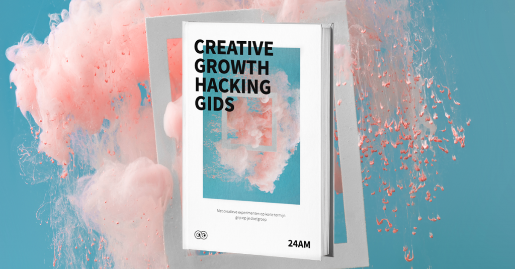 creative growth hacking 24am gids guide creatie design creative agency Amsterdam Nederland mobile first digital