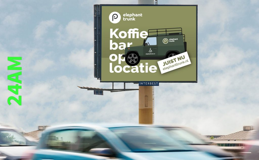 dooh digital out of home creatie advertentie online digital marketing ocean outdoor