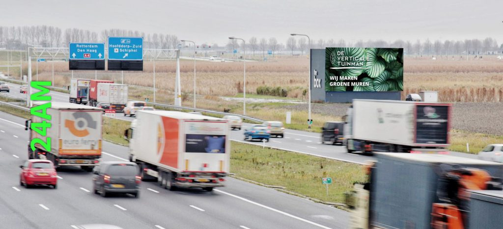 dooh digital out of home advertentie digital advertising marketing online ocean outdoor